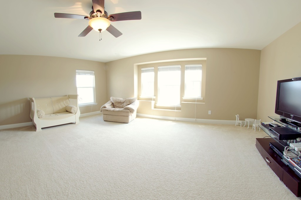 real estate photography :  bonus room
