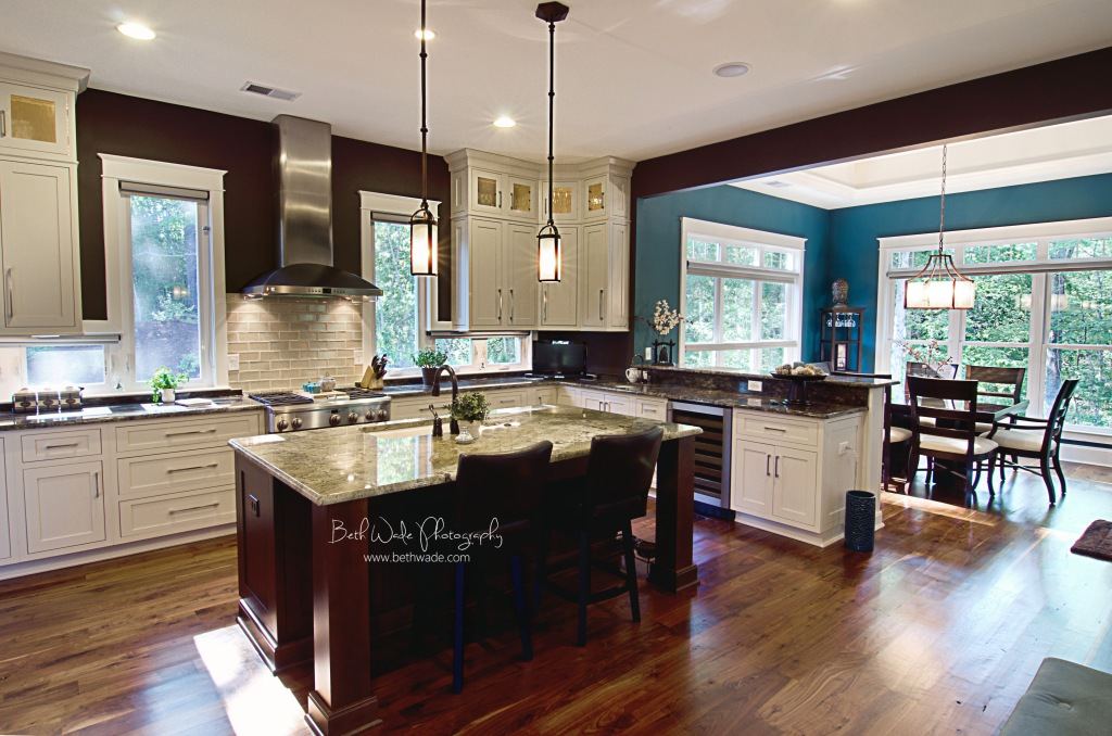 hands mill home - charlotte real estate photographer